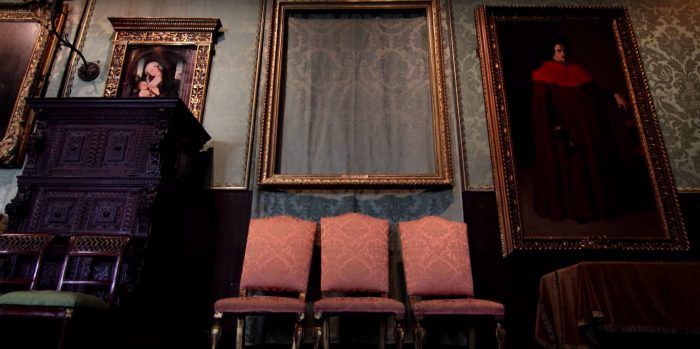 this is a robbery the world's biggest art heist trailer