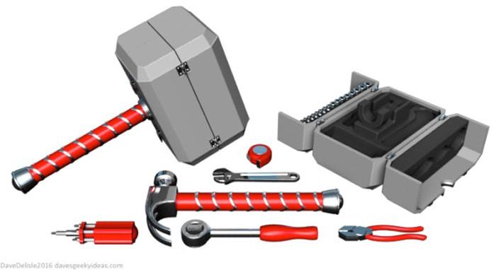 thor-hammer-toolset