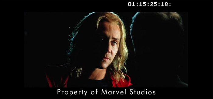 Thor - Tom Hiddleston Audition