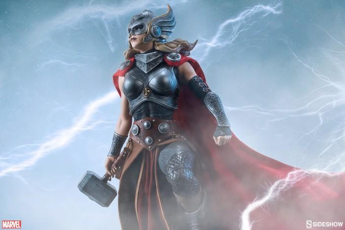 Jane Foster Thor Statue