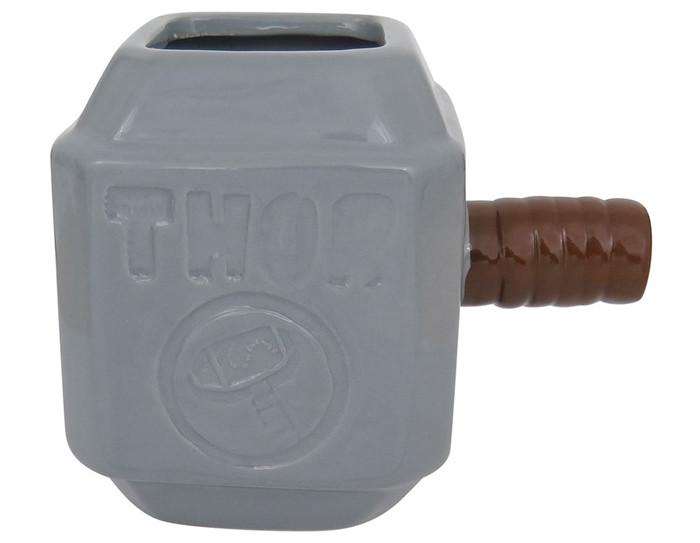 Thor - Mjolnir Sculpted Mug