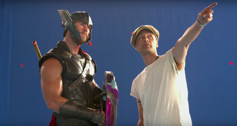 Thor Ragnarok Behind The Scenes Featurette New Haircut New Attitude
