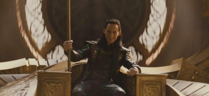 Thor The Dark World - Loki