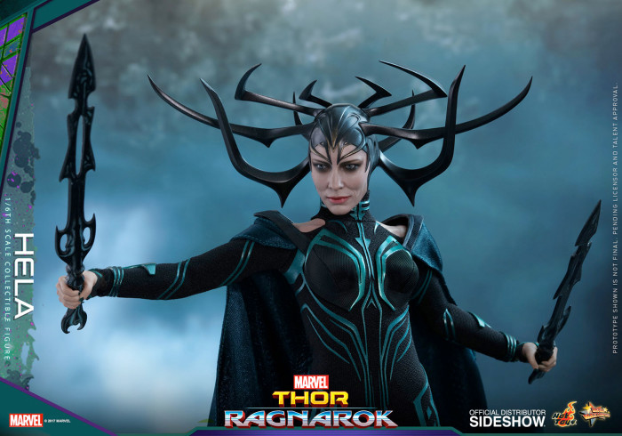 Thor Ragnarok - Hela Hot Toys Figure