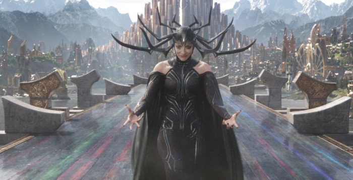 Thor Ragnarok - Cate Blanchett as Hela
