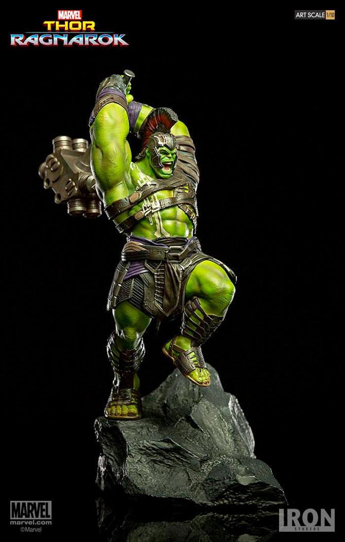 Thor Ragnarok - Hulk Iron Studios Statue