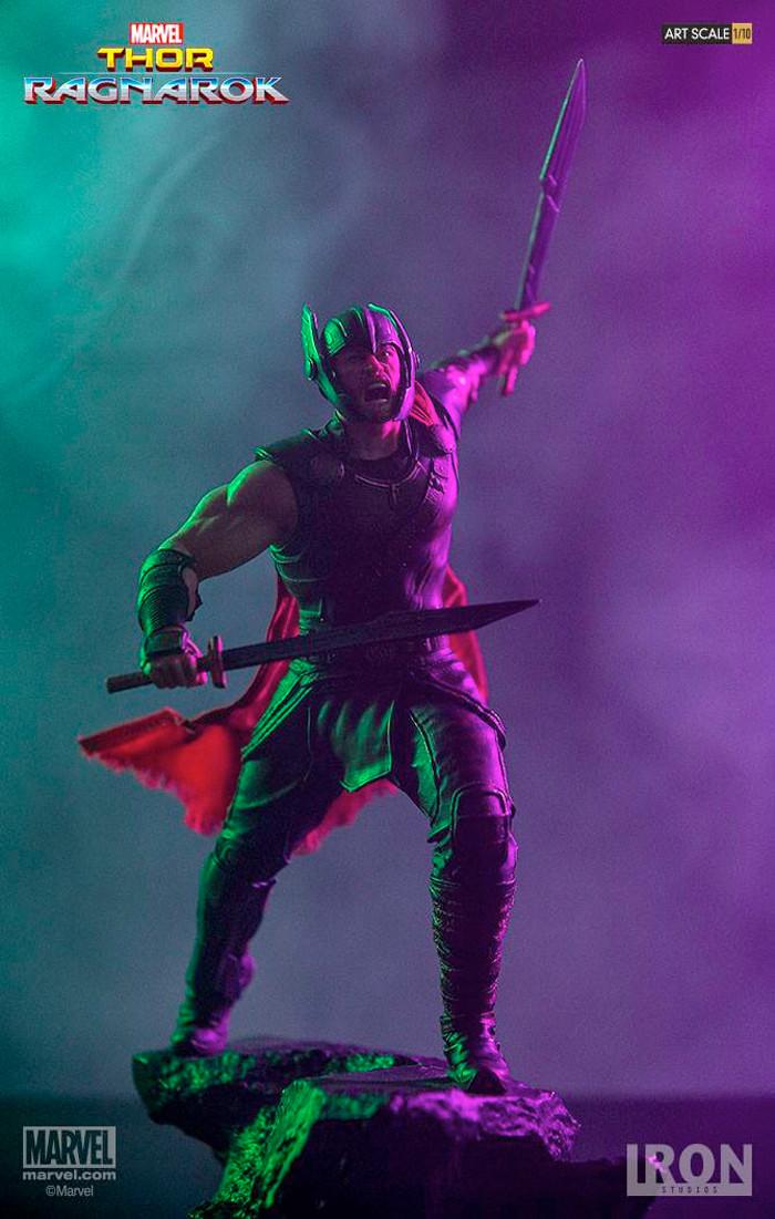 Thor Ragnarok - Iron Studios Thor Statue