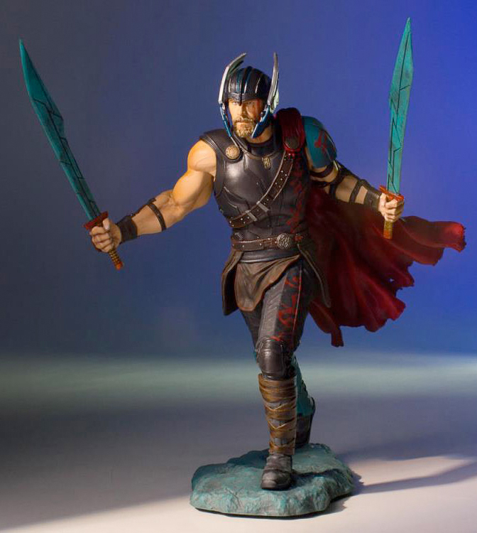 Thor Ragnarok Marvel Gallery Statue