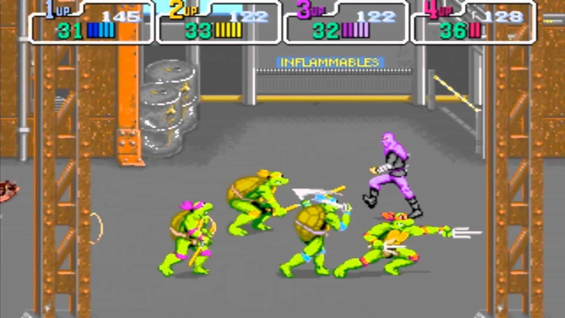 Star Wars Marvel And Teenage Mutant Ninja Turtles Arcade Game Cabinets Coming Soon Film