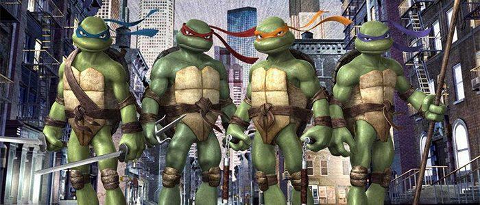 New Animated Teenage Mutant Ninja Turtles Movie