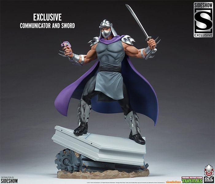 Teenage Mutant Ninja Turtles - Shredder Statue