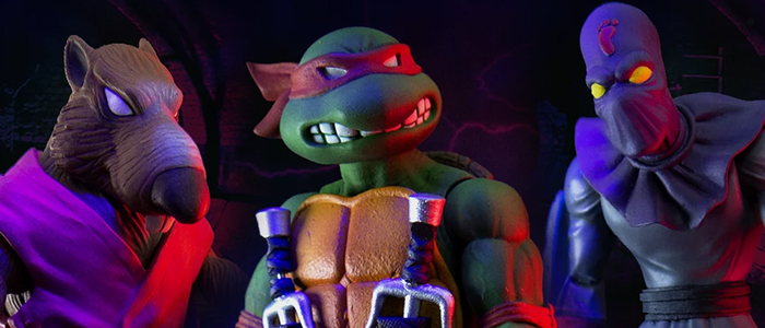 Cool Stuff Super7 Teenage Mutant Ninja Turtles Action Figures Go For Nostalgia Film