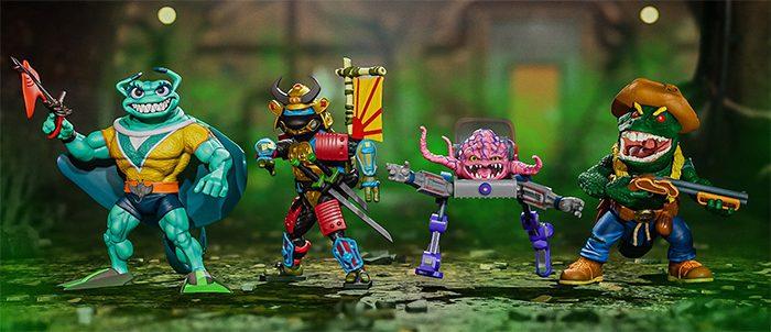 Teenage Mutant Ninja Turtles Ultimates New Wave