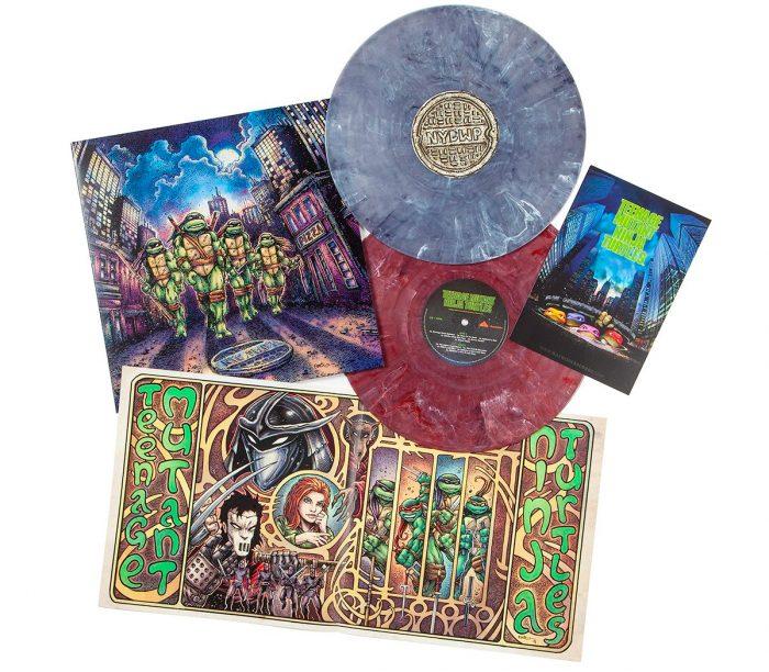 Teenage Mutant Ninja Turtles Vinyl Soundtrack