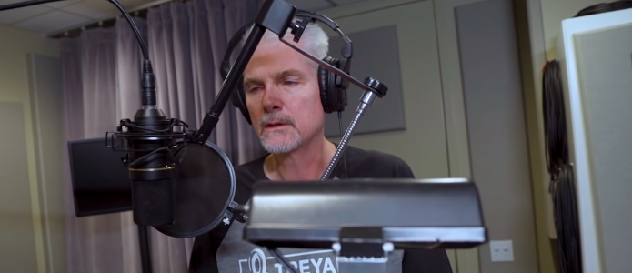 'Star Wars' Voice Actor Tom Kane Mostly Unable to Speak After Suffering a Stroke in November
