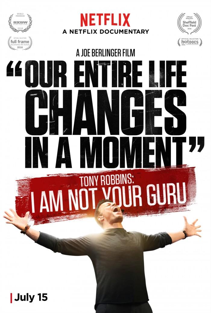 Tony Robbins Documentary Trailer
