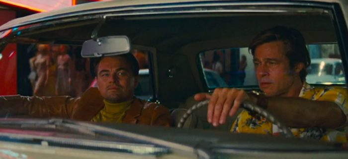 top 10 once upon a time in hollywood