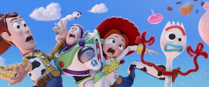 New Toy Story 4 Characters