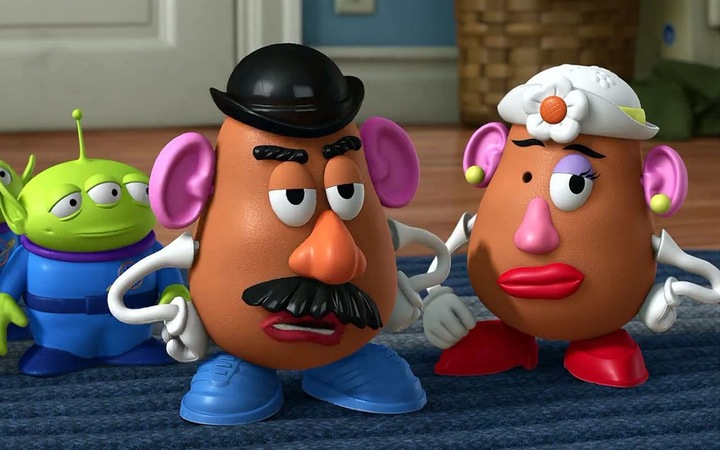 Mr Potato Head Is Back Don Rickles Returns For Toy Story 4