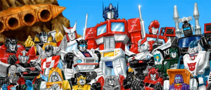 Kids React to Old Transformers