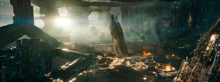 Transformers Dark of the Moon Cybertron