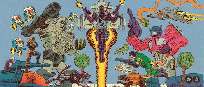 Transformers G.I. Joe Crossover Movie
