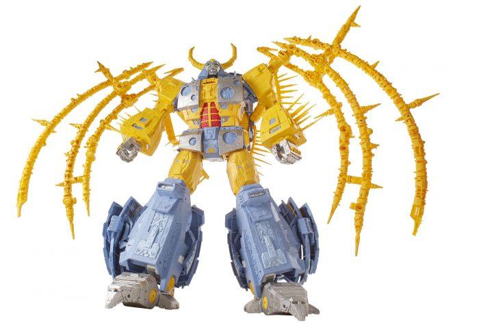 Transformers Unicron Action Figure