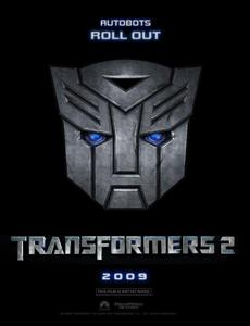 Transformers 2 Fan Poster