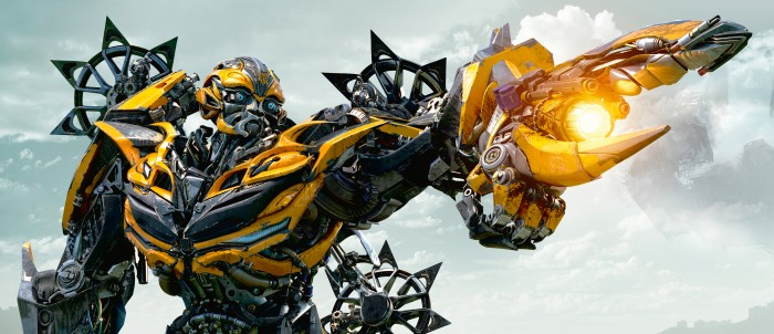 Transformers The Last Knight Bumblebee