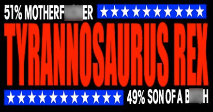 T-Rex Rob Zombie