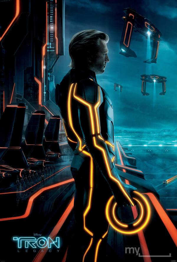 For My Money Thats The Best TRON Legacy