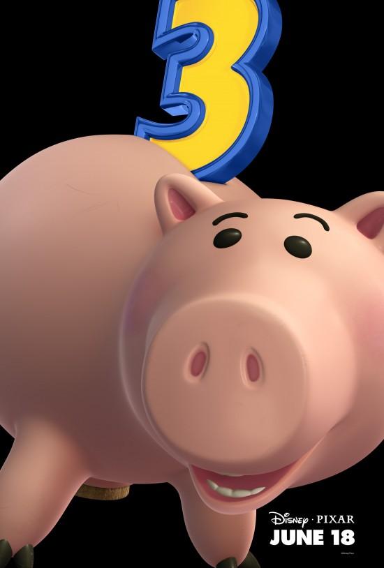 Toy Story 3 Hamm