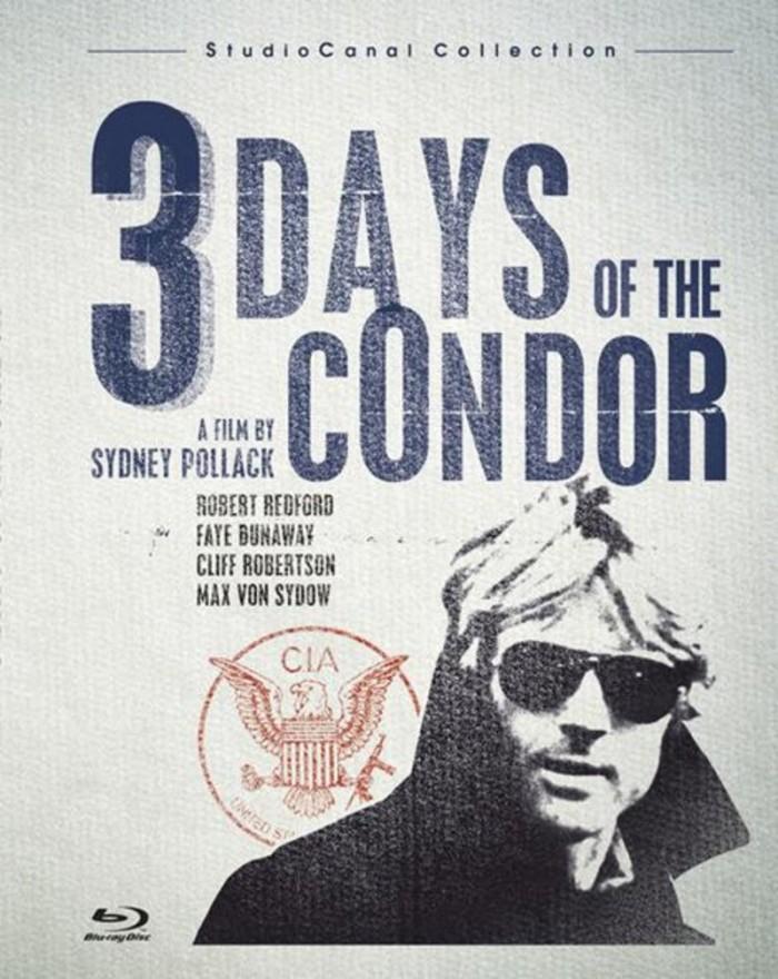 three days of the condor tv series