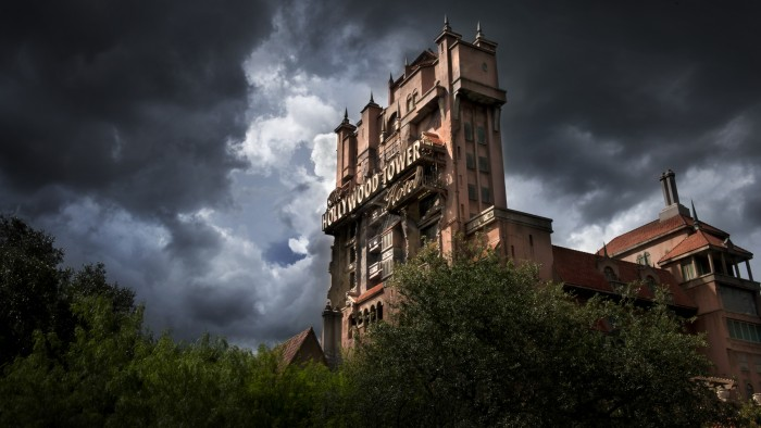 twilight zone tower of terror movie