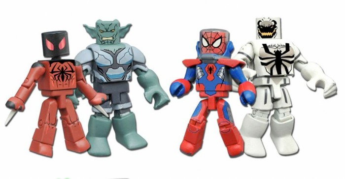 Ultimate Spider-Man Minimates