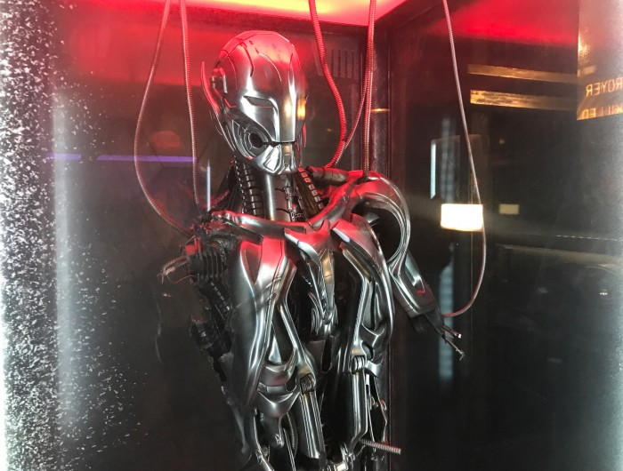ultron in mission breakout