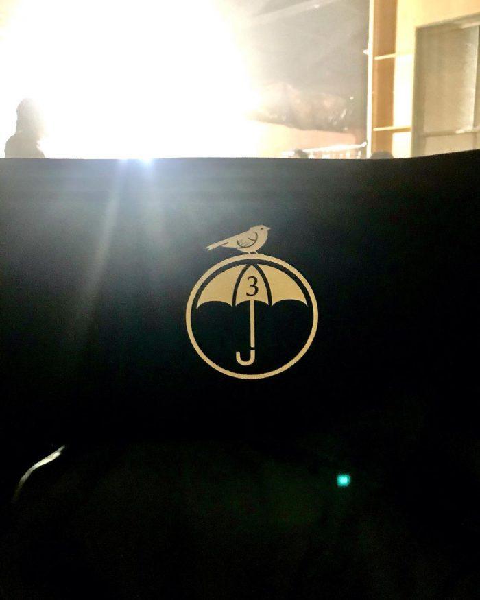 Umbrella Academy Season 3 Chair