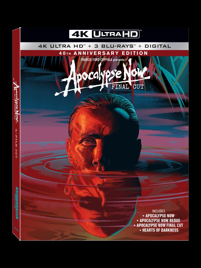 Final Cut Blu-ray Cover