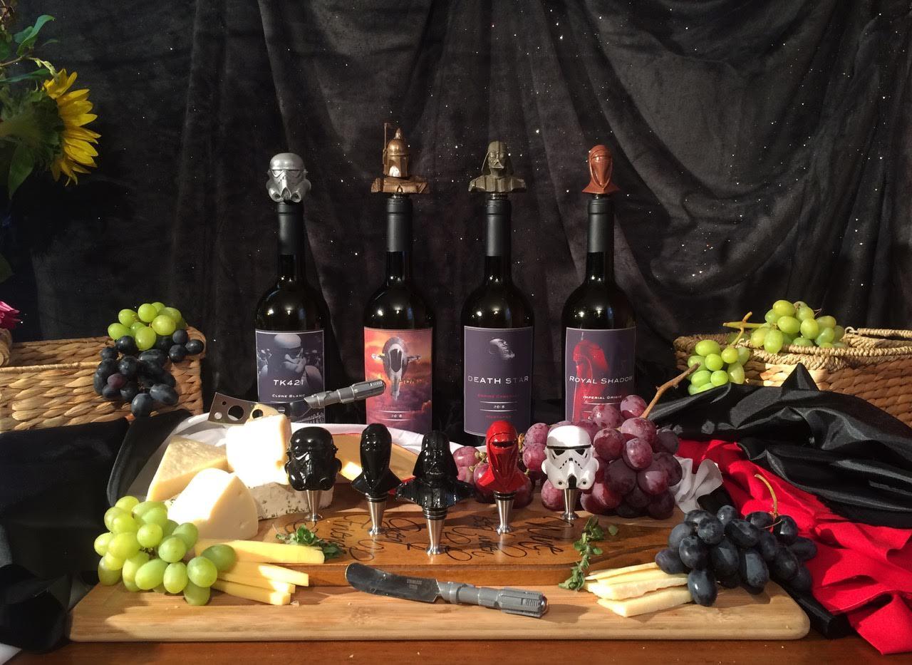 Page 2 Bott Funko Pop Disney Merida 57 Star Wars Metallic Edition Wine Stoppers