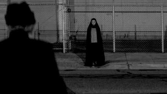 A Girl Walks Home Alone at Night trailer