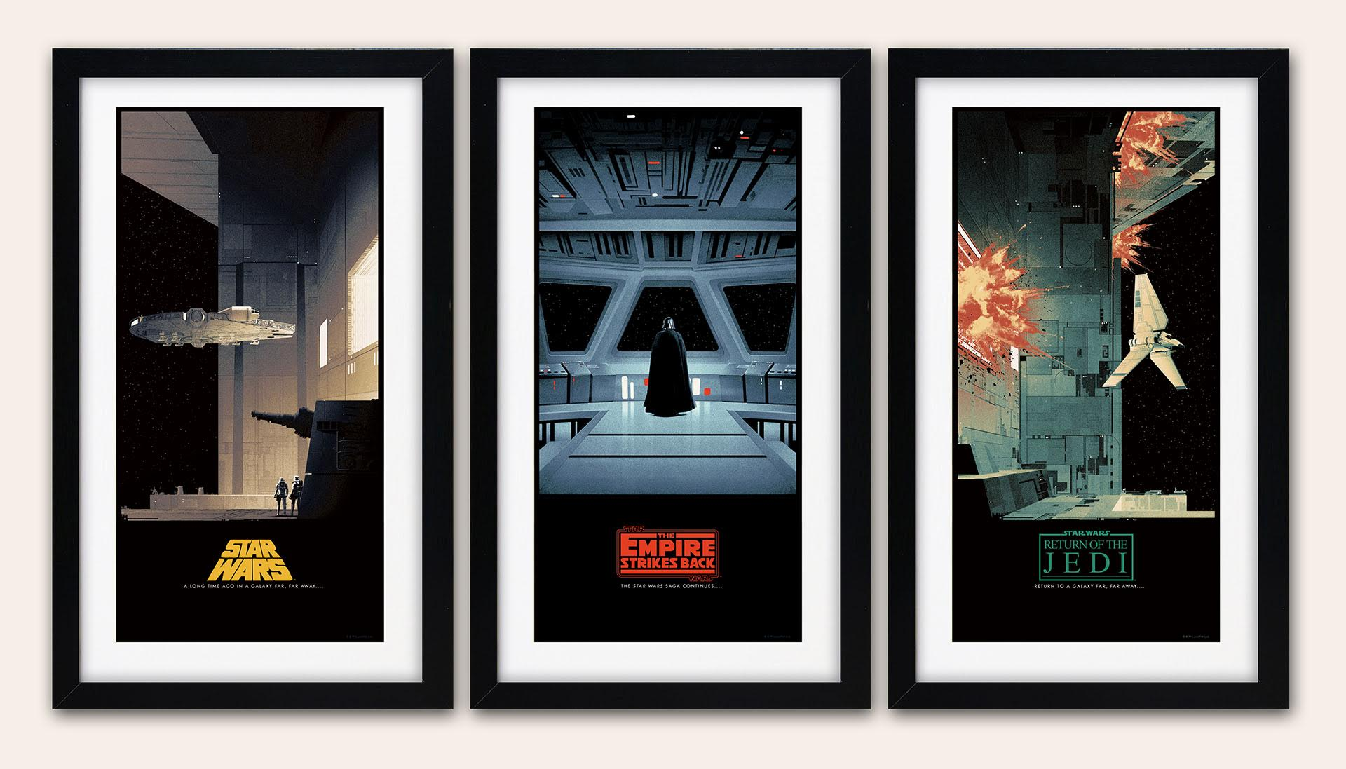 Matt Ferguson S Star Wars Prints