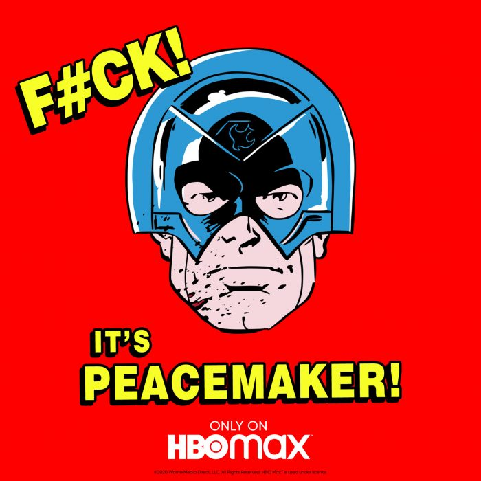 peacemaker tv series art