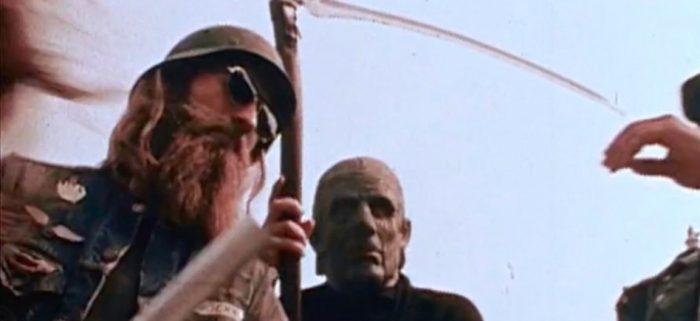 unreleased George Romero movie the amusement park