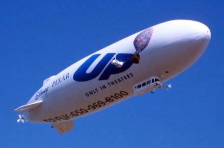 up airship