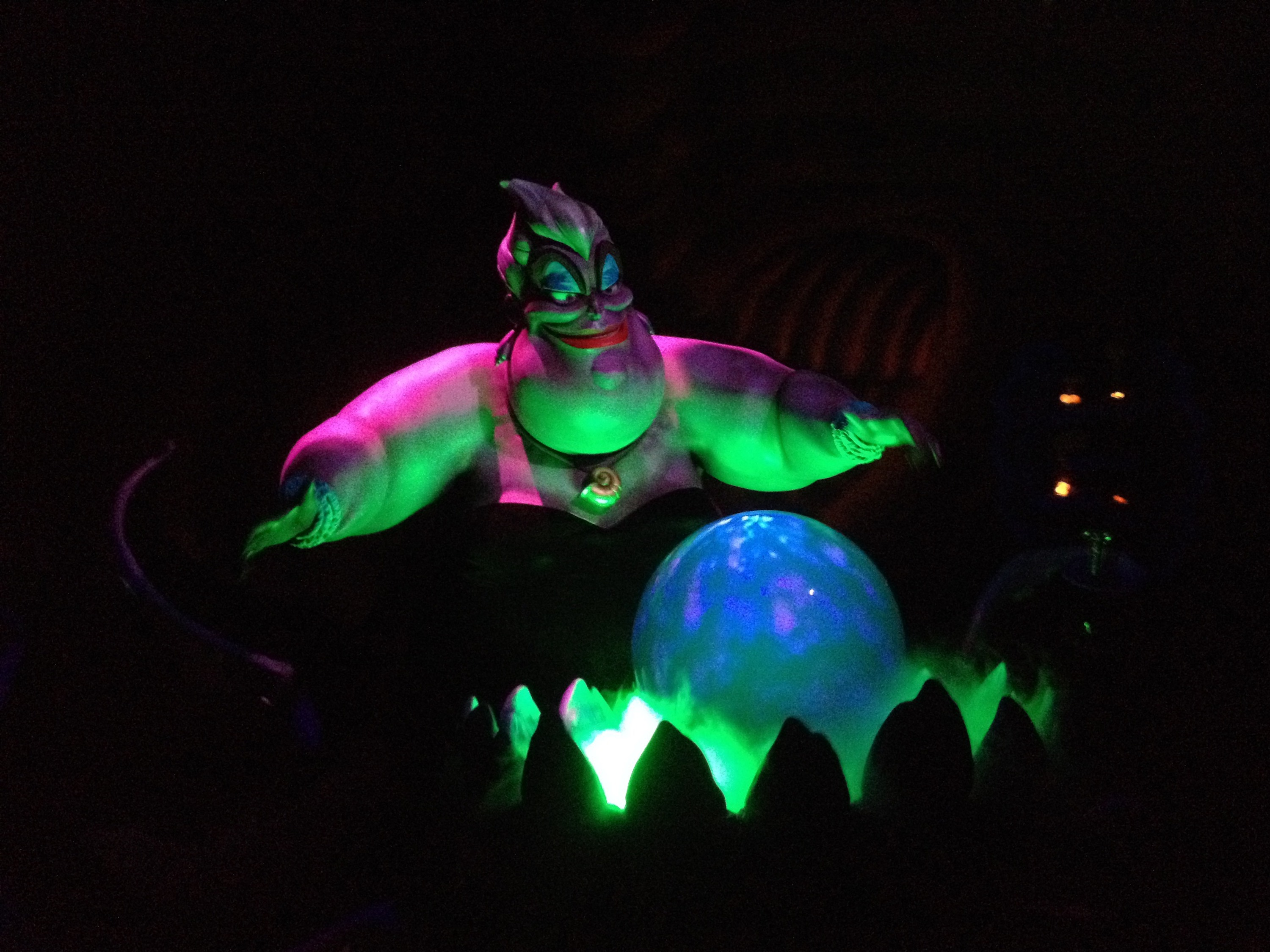 Theme Park Bits: \'Nightmare Before Christmas\' Ride Concept, \'Star ...