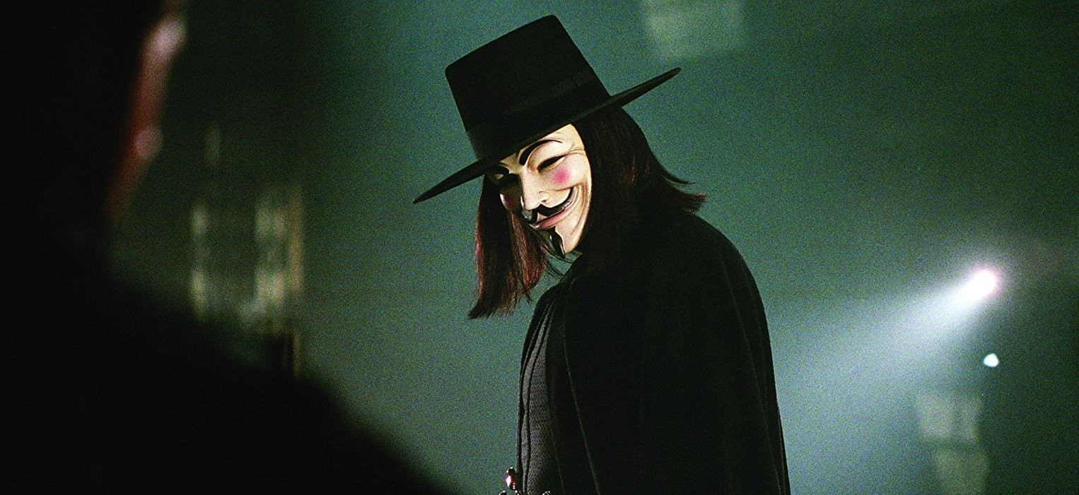 A V For Vendetta Tv Series Is Reportedly In The Works