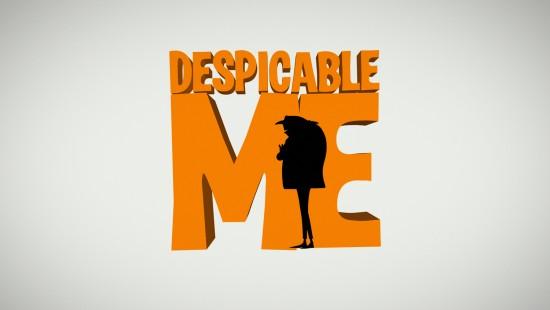 Despicable Me logo