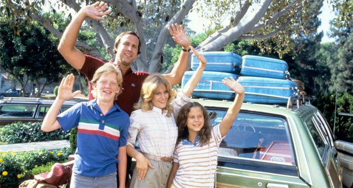 National Lampoon's Vacation best scenes