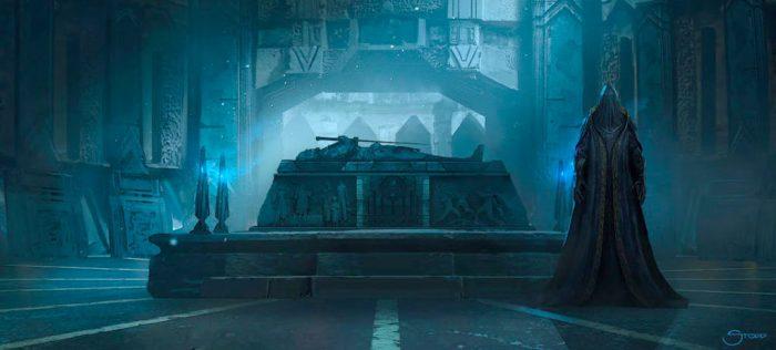 Vader Immortal Episode II Concept Art