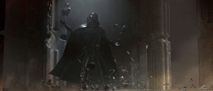 Vader Immortal Episode II Concept Art